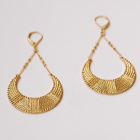 "<font SIZE=""+1"">Boucles d'oreilles Little Massaï</font>"